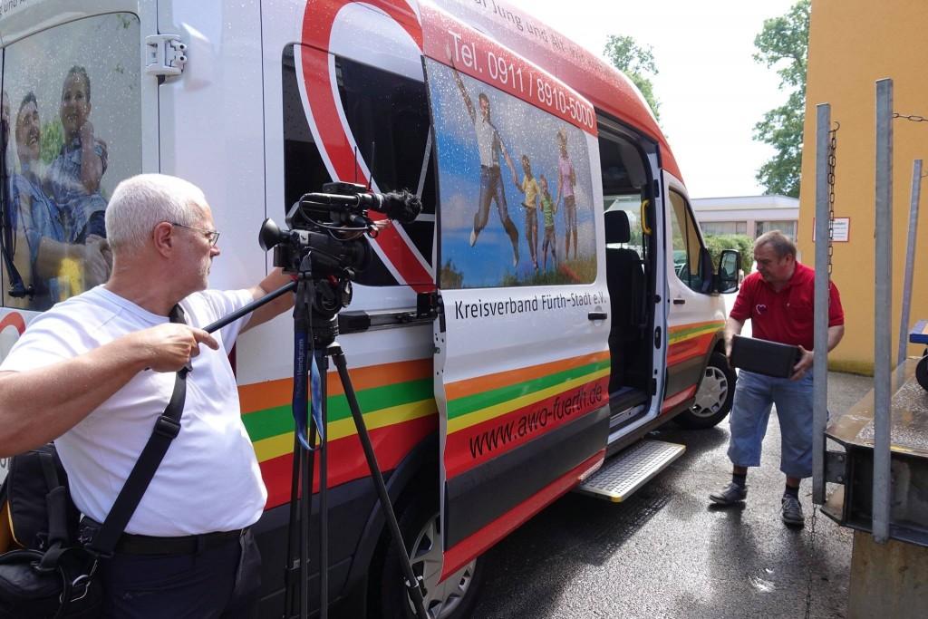 Telefilm produziert Imagefilm für die AWO Fürth