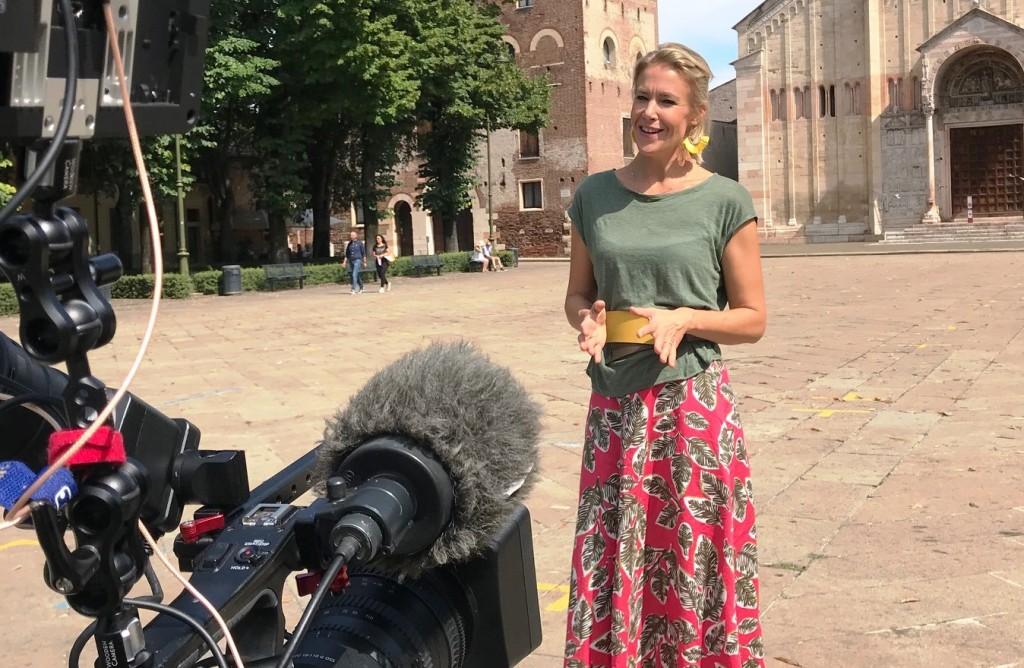 Ella in Verona